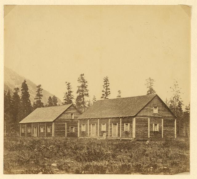Fort Shepherd, Columbia River no. 2