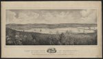 View of the city of Washington ...taken from Arlington House (copyrighted 1838)