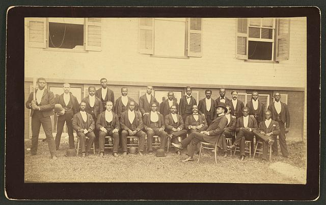 [African American baseball team, Danbury, Connecticut]