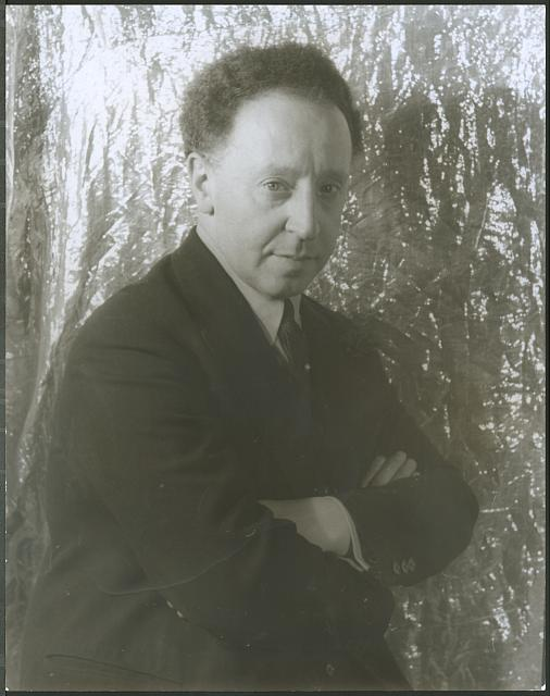 [Portrait of Artur Rubinstein]