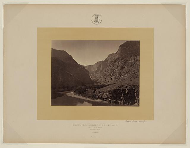 Cañon of Lodore, Green River