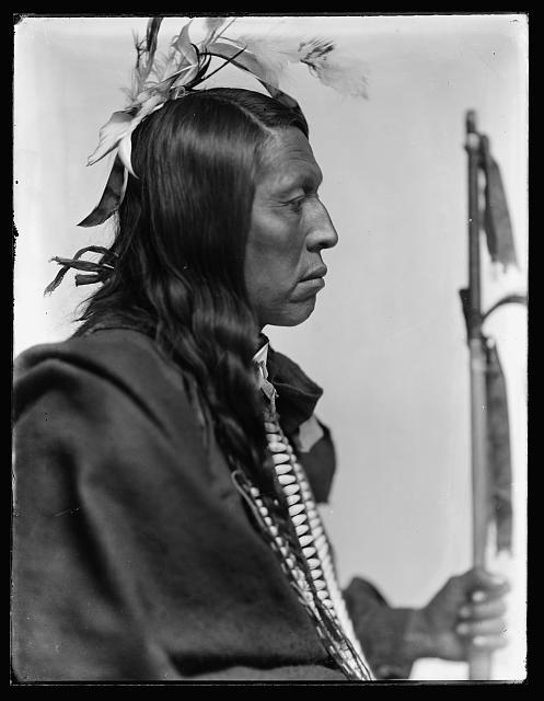 [Flying Hawk, Sioux American Indian]
