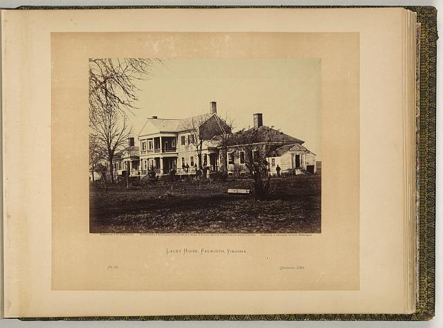 Lacey House, Falmouth, Virginia