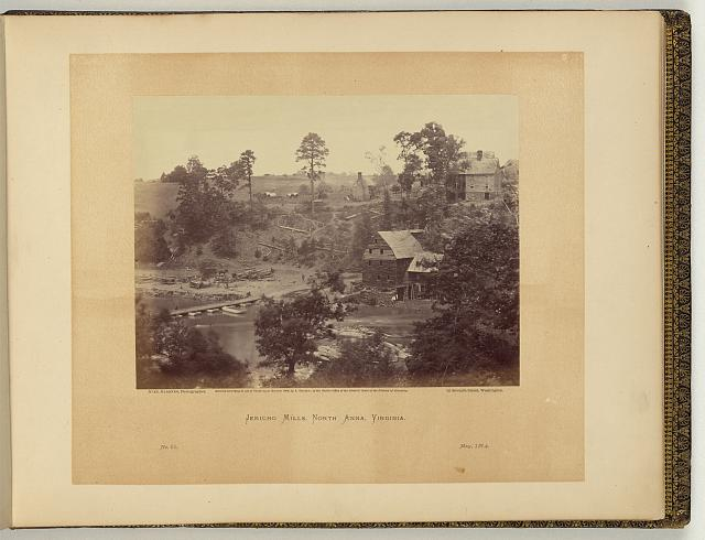 Jericho Mills, North Anna, Virginia