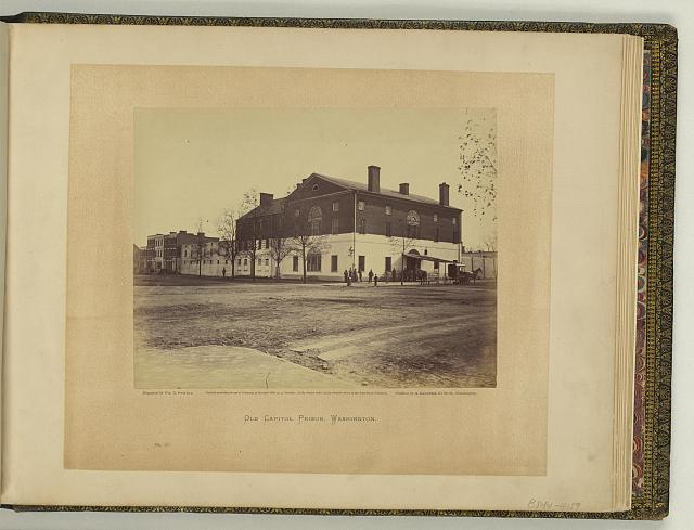 Old Capitol Prison, Washington