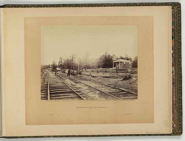 Appomattox Station, Virginia