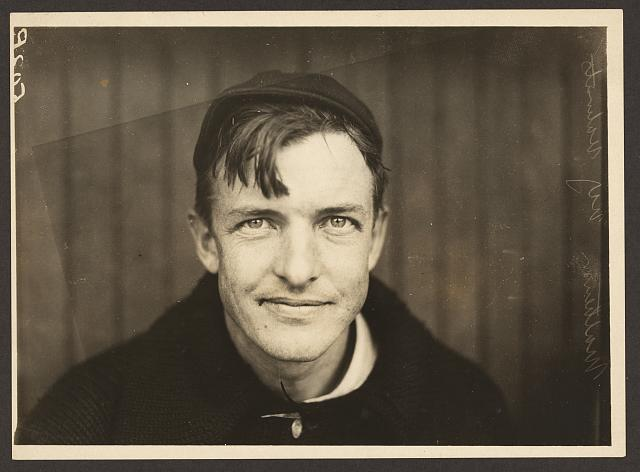 Mathewson of N.Y. Nat.