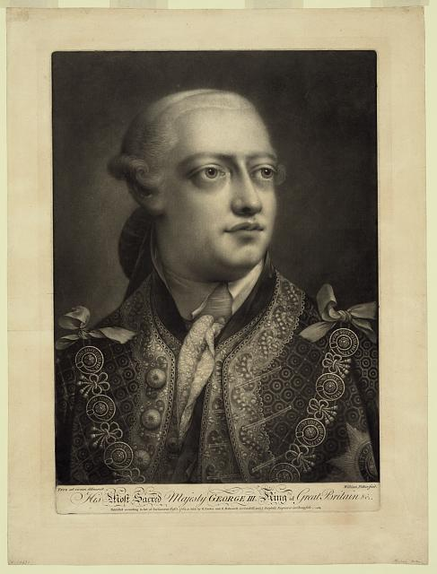 His most sacred majesty George III, King of Great Britain, etc. /
