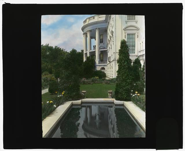 [White House, 1600 Pennsylvania Avenue, Washington, D.C. Southeast garden]