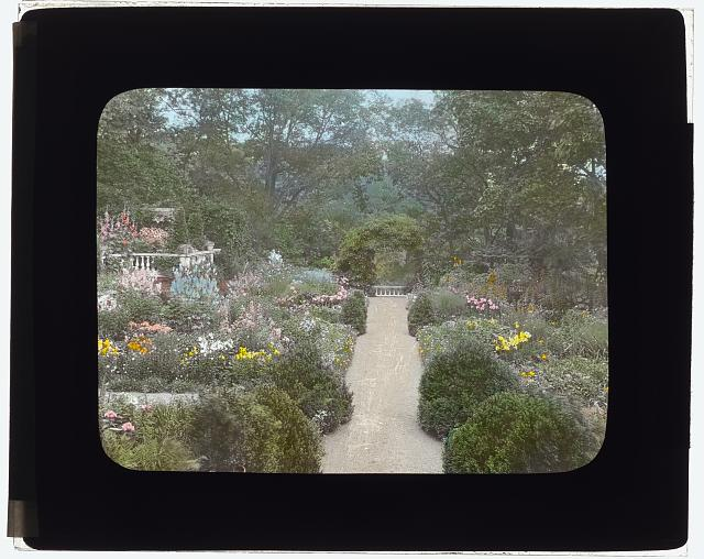 [Dudley Leavitt Pickman, Jr., house, 213 Hale Street, Beverly, Massachusetts. View from house]