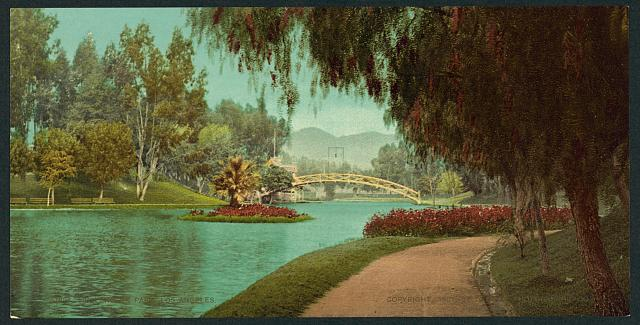 Hollenbeck Park, Los Angeles