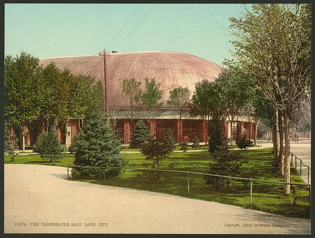 The Tabernacle, Salt Lake City