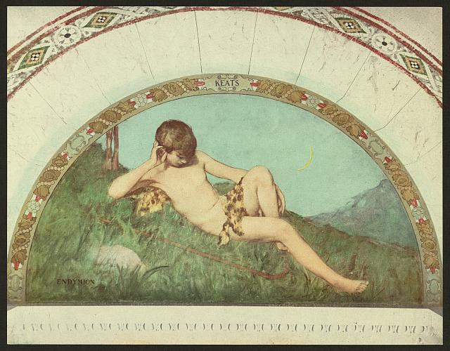 Endymion, Library of Congress