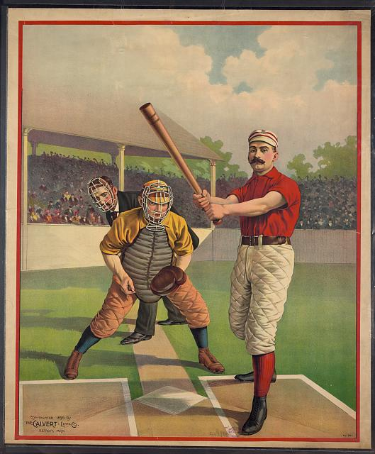 [Full sheet base ball poster no. 281]