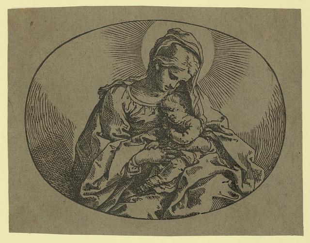 [The Virgin and Child]