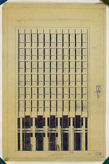 [First New Haven National Bank, New Haven, Connecticut. Rendering]