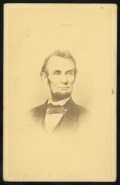 Abraham Lincoln, President of the United States