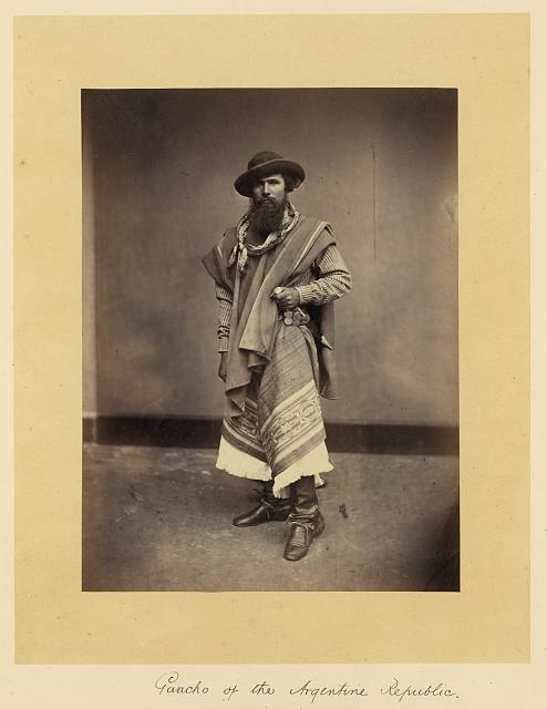 Gaucho of the Argentine Republic