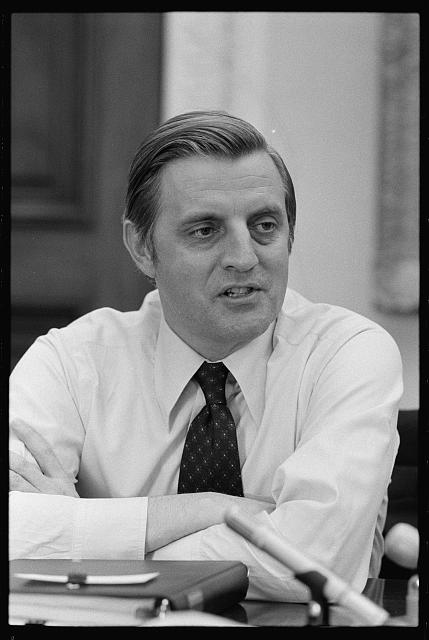 Interview w[ith] Vice President Mondale