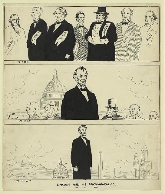 Lincoln and his contemporaries
