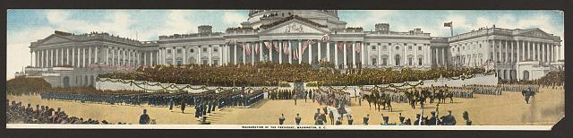 Inauguration of the President, Washington, D.C.