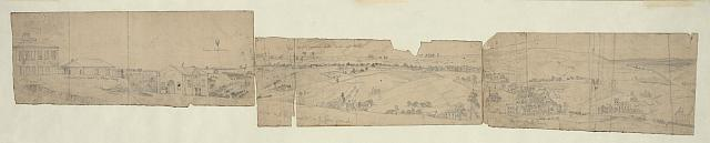 View of the camps of the Army of the Potomac, on Bolivar Heights, near Harper's Ferry, after the battle of Antietam