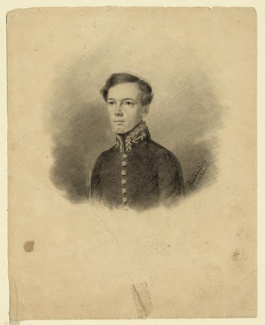 [Captain George Mifflin Bache, U.S.N. (1811-1846)
