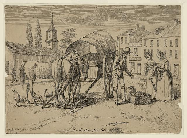 In Washington City--1839