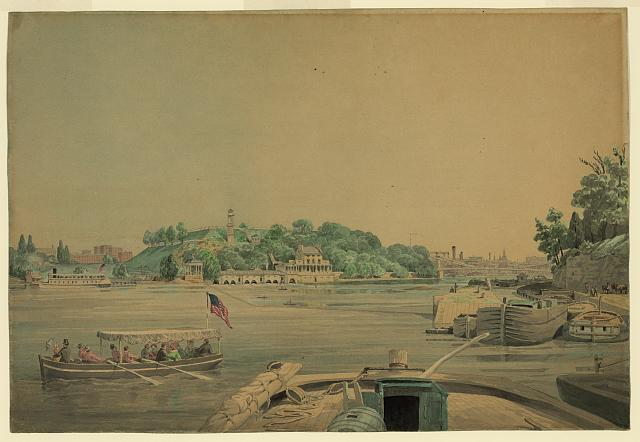 Fairmount [Waterworks on the Schuylkill River, Philadelphia, Pa.]