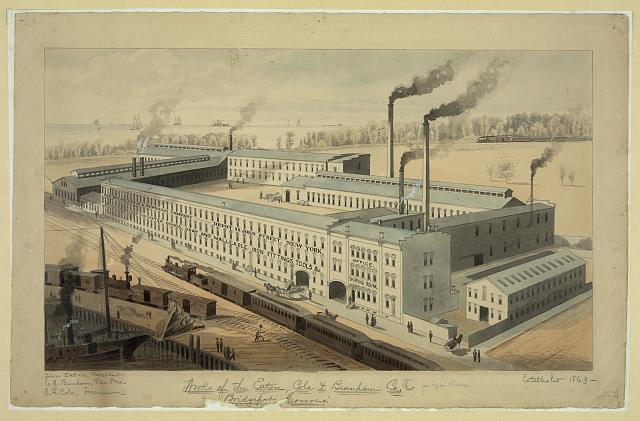 Works of the Eaton, Cole & Burnham Co., Bridgeport, Conn.
