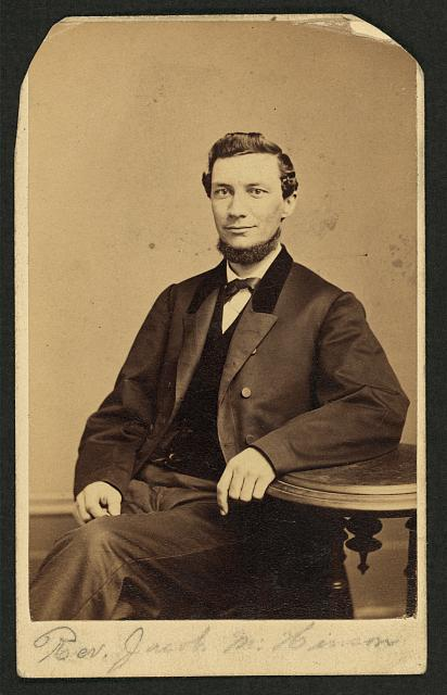 Rev. Jacob M. Hinson