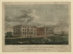 A view of the Capitol after the conflagration of the 24th August 1814
