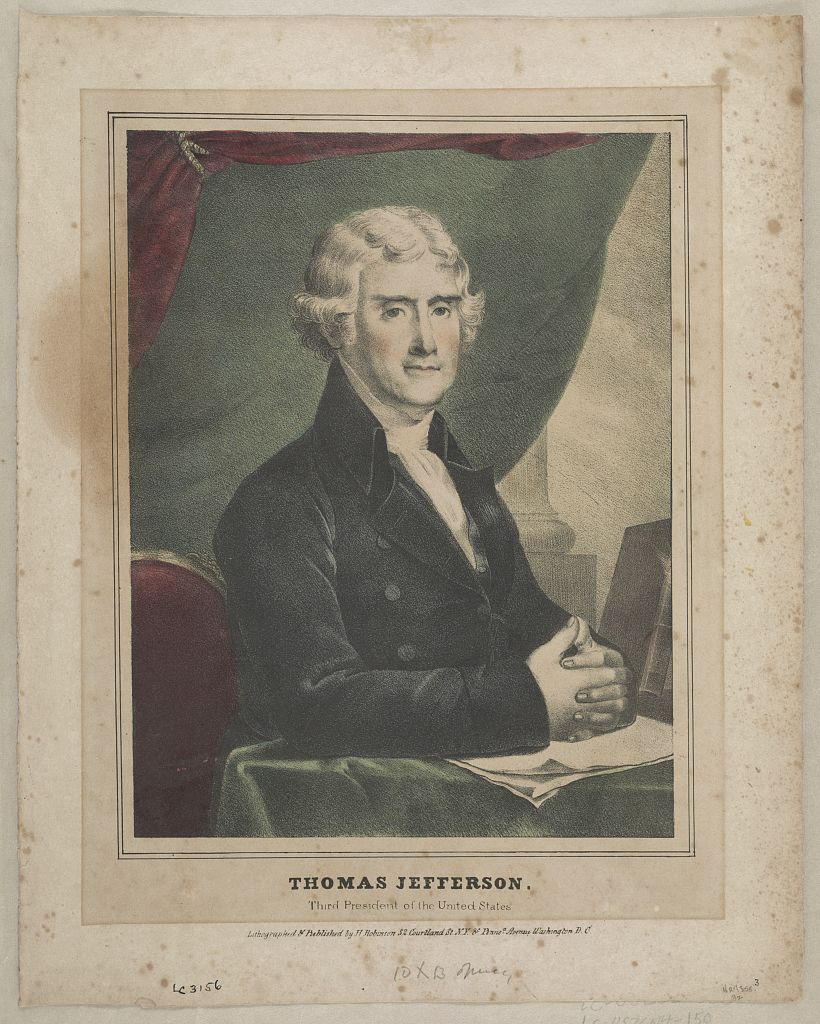 thomas jefferson a brief biography an essay written by malone How to write an essay 10 easy steps real: thomas jefferson a brief biography an essay written by malone.