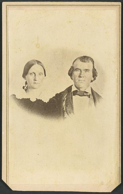 Grate [i.e. Great] Grampa & Gramma Gray