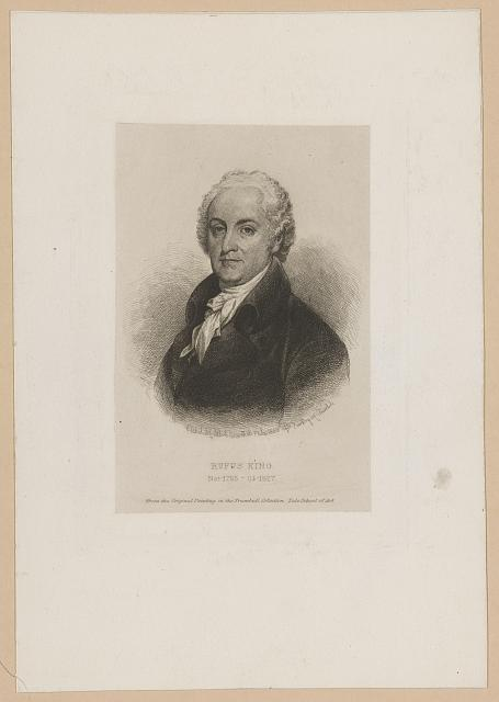 Rufus King, Nat.1755- Ob.1827