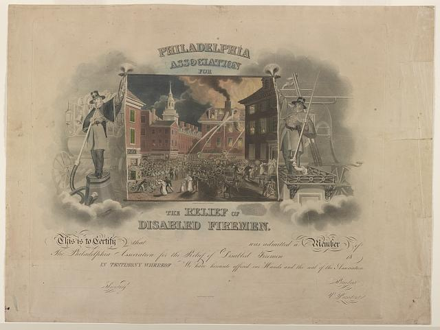 Philadelphia Association for the Relief of Disabled Firemen