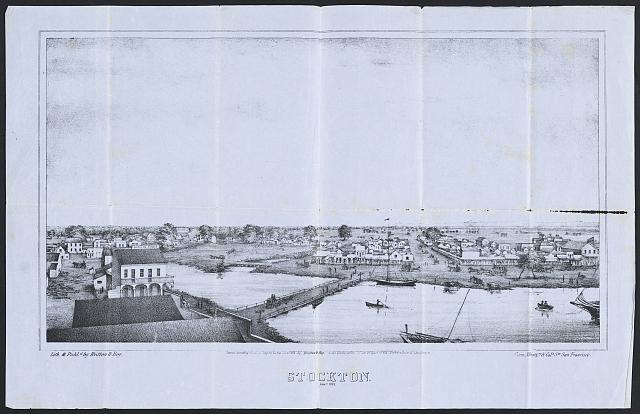Stockton ; June 1st, 1852 /