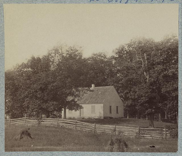 [Antietam, Md., 1862, Dunker church]