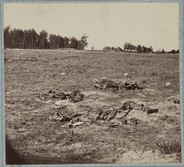 Battlefield of Gaines' Mill, Va.