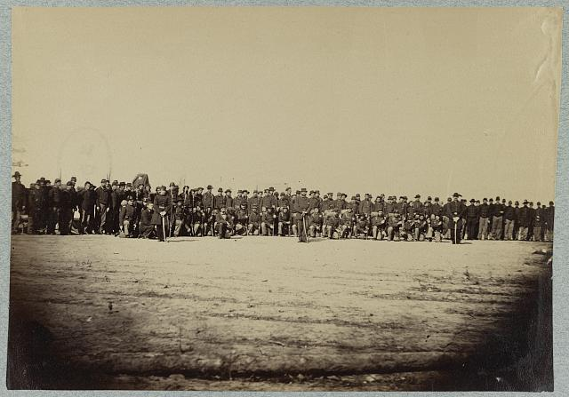 N.Y. Artillery group