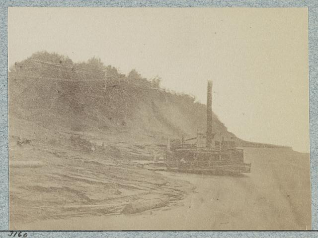 Bluff at Natchez, Miss., 1864