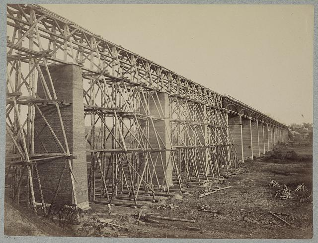 High bridge, Appomattox, Va.