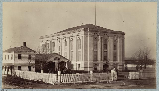Armory Square Hospital, Washington, D.C.