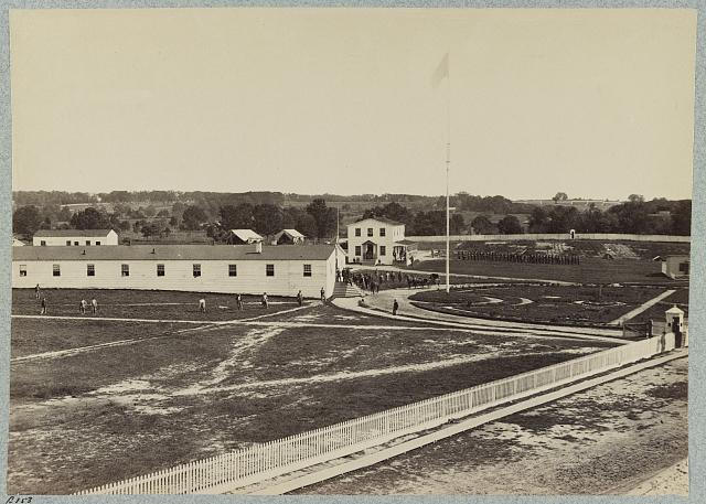 Harewood (i.e. Campbell) Hospital, Washington, D.C.