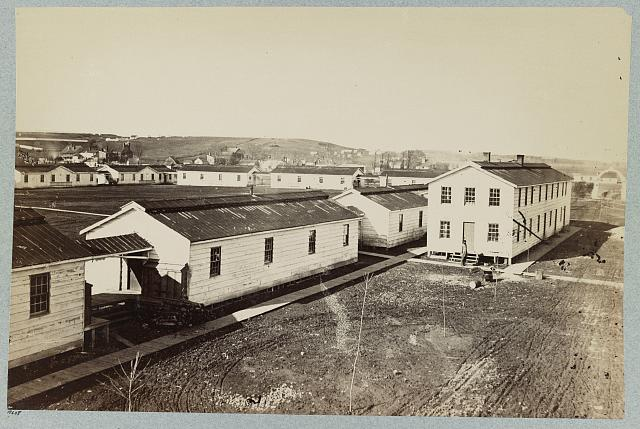 Slough Hospital, Alexandria, Virginia