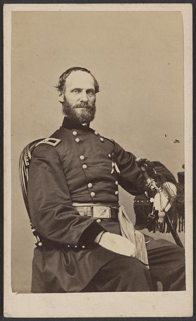 E. D. Townsend, Bvt. Maj. Gen.