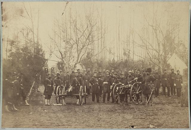 Officers of 96th Pennsylvania Infantry