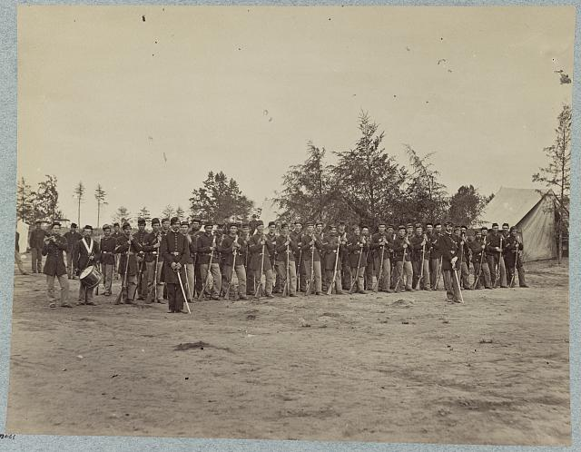 Co., 30th Pennsylvania Infantry
