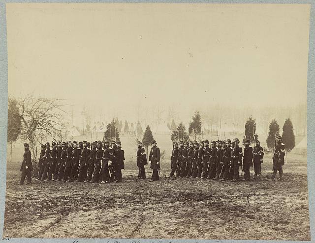 Co. - , 67th New York Infantry, Camp Proctor