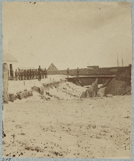 Fort Wallace, Hilton Head, S.C., November, 1861